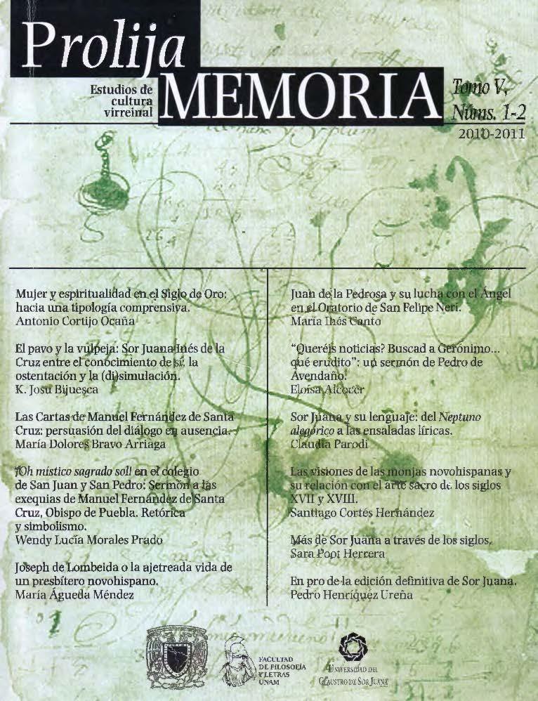 Ver Vol. 5 Núm. 1-2 (2010)